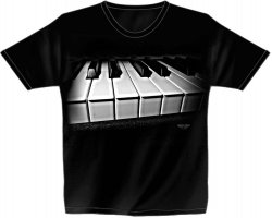 Triko Rock You T-Shirt Keys