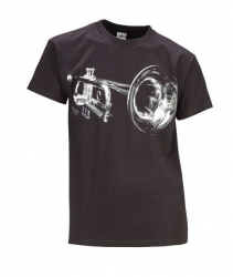 Rock You T-Shirt Space Trumpet