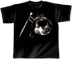 Triko Rock You T-Shirt Trombone