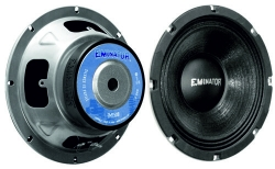 "Eminence Eminator 1508 - 8"" Car Audio Speaker 125 W 8 Ohm"