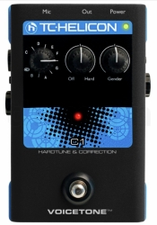 TC-Helicon VoiceTone C1