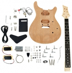 Stavebnice Harley Benton Electric Guitar Kit CST-24T