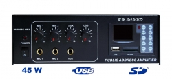 RH Sound  PA450BE/MP3