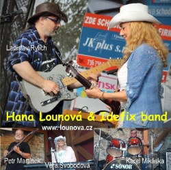 CD Hana Lounová & Idefix Band