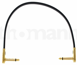 Harley Benton Pro-xx Gold Flat Patch Cable